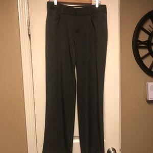 EUC Michael Kors charcoal trousers.